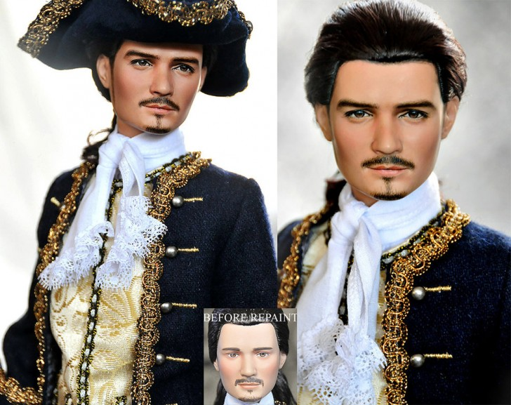 muneco Orlando Bloom Will Turner