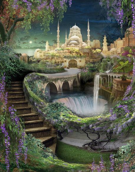 Las 7 maravillas del mundo antiguo hermoso mundo for Jarrones persas