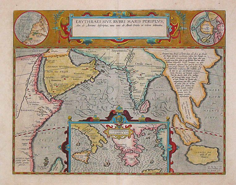 hiperborea hyperborea mapa antiguo periplus