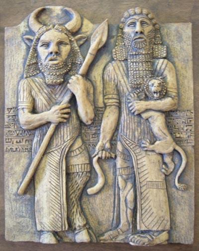 Gilgamesh endiku amistad