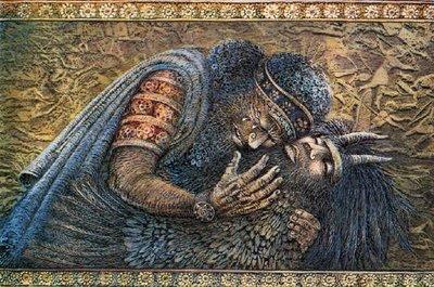 Gilgamesh endiku