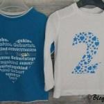 [Plotter-Anleitung] Geburtstagsshirts – ganz einfach selber gestalten. ♥ (Modifizieren)