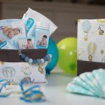 Nähen für Babys: Utensilo und U-Heft Hülle