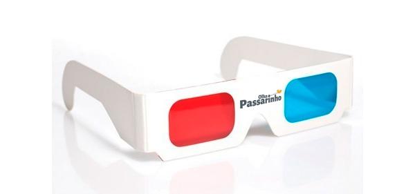 b3a00f9f7a197 Faça você mesmo  óculos 3D para ver fotografias tridimensionais