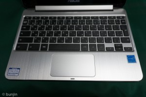 Flip C100PAキーボード