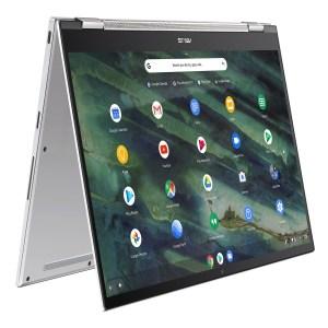 Chromebook Flip_C436_1A_Aerogel White_23
