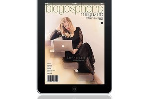 Liberty London Girl Issue 2 - Blogosphere Magazine