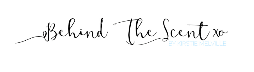 Behind the scent logo