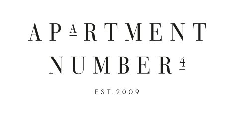 Apartment Number 4 logo