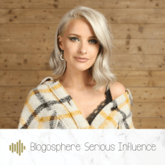 Victoria Magrath Inthefrow - Blogosphere Serious Influence podcast