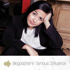 Elle Mills - Blogosphere: Serious Influence