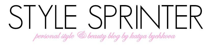 Style Sprinter blog logo