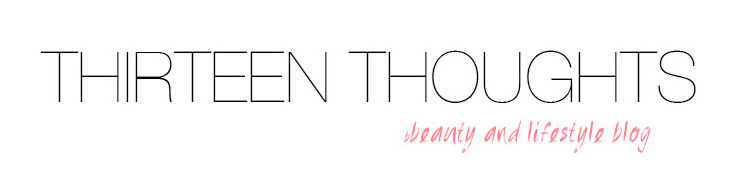 thirteen thoughts logo