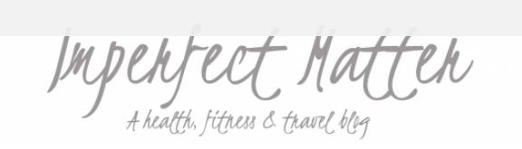Imperfect Matter logo
