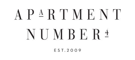 Apartment Number 4 logo