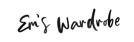 Em's Wardrobe logo