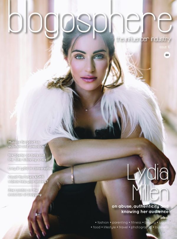 Lydia Elise Millen Blogosphere issue 16 magazine - Top 5 Picks For Your Hand luggage