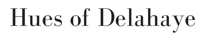 Hues of Delahaye logo