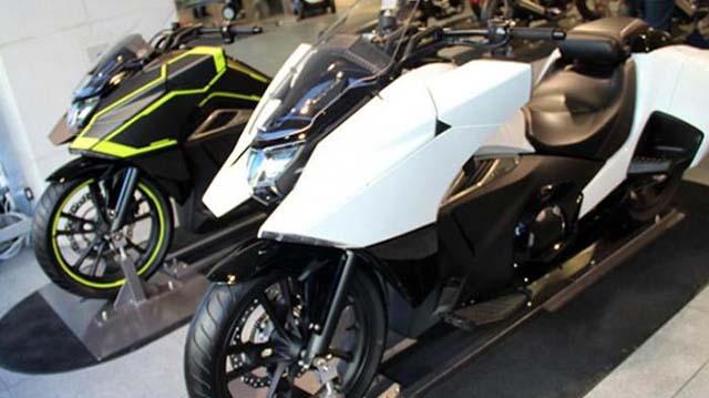 Dealer motor Honda untuk jual Moge