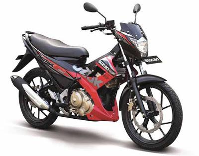 New Suzuki Satria R