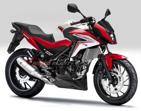 All New Honda CB150R Facelift (rumor)