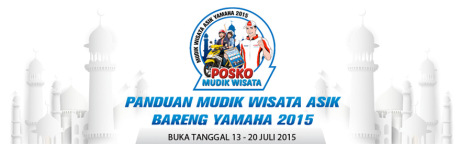 Posko Mudik Wisata Asik Yamaha 2015