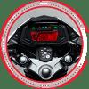 New Integrated Digital Speedometer