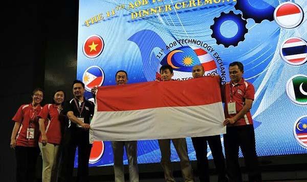 AHM Juara Pertukaran Teknologi