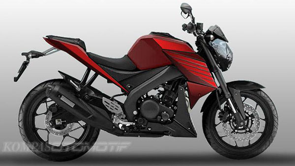 Render Yamaha MT15