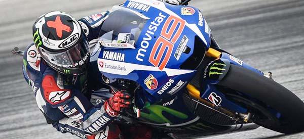Jorge Lorenzo menangi FP3 MotoGP Sepang Malaysia