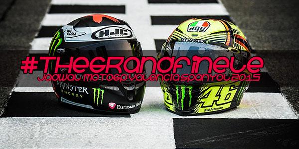 Jadwal MotoGP Valencia Spanyol 2015