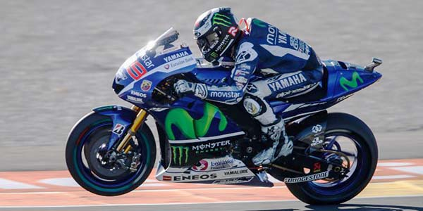 Jorge Lorenzo tercepat di FP2 MotoGP Valencia