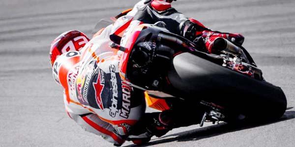 Marc Marquez FP1 MotoGP Valencia