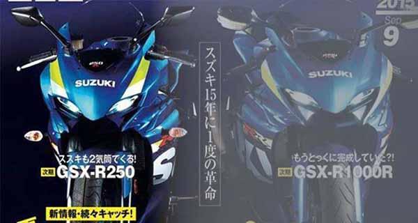 Suzuki Gixxer 250 rilis Maret