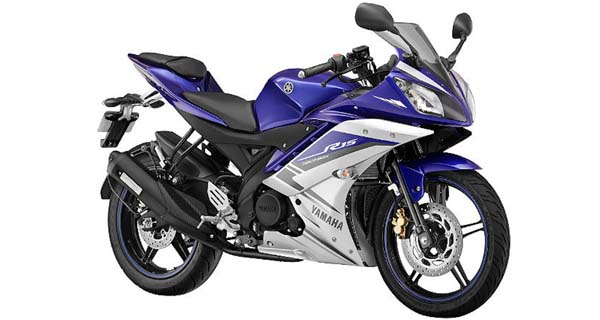 New Yamaha R15 v3 baru dikembangkan di Jepang