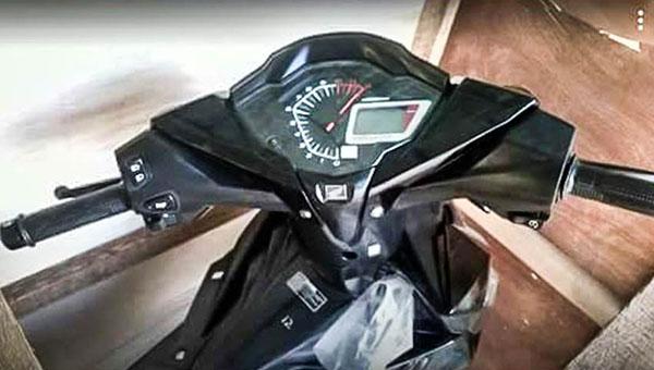 Foto disinyalir Honda Supra X 150