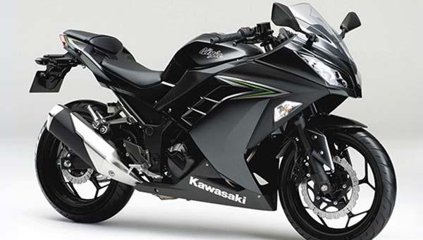 Kawasaki Ninja 250 diproduksi Lokal