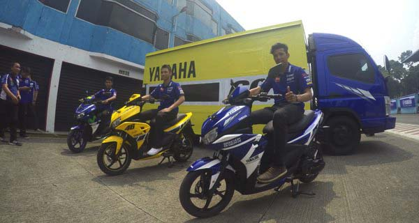 Kelebihan dan Kekurangan Yamaha Aerox 125 LC