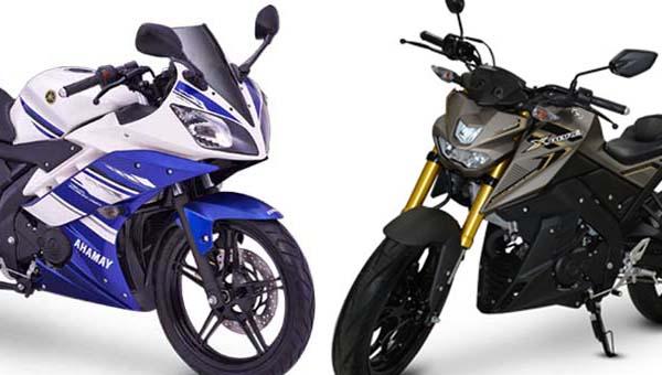 Perbedaan Yamaha Xabre 150 vs R15