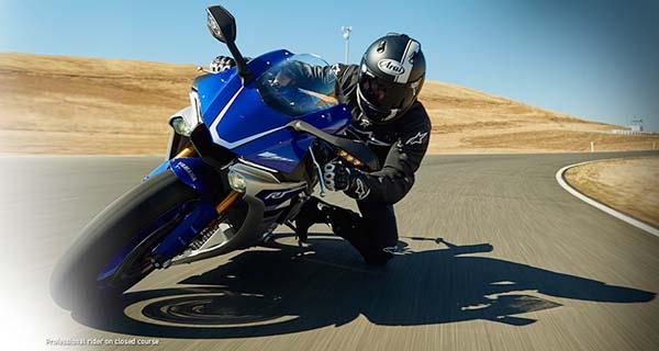 Yamaha YZF-R1 series 2015 direcall hampir seluruh dunia
