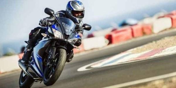 Yamaha R15 butuh mesin DOHC