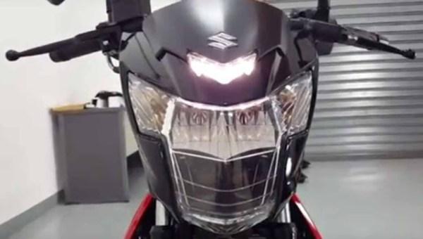 Fitur Headlamp All New Satria Injeksi