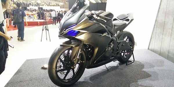 Motor baru di 2016