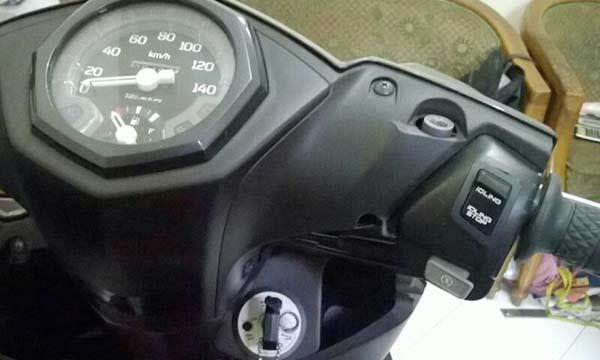 Idling Stop System Honda