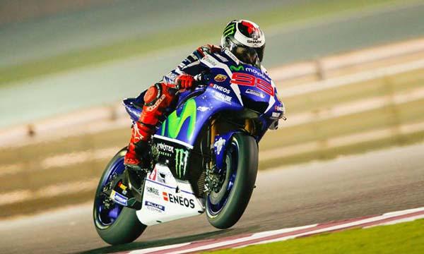 Hasil Tes Qatar hari pertama, Lorenzo ngacir lagi
