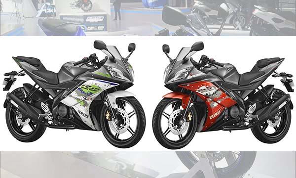 Yamaha R15 2016 striping baru