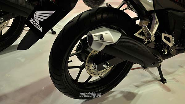 Ban Honda Supra X 150 aka Winner
