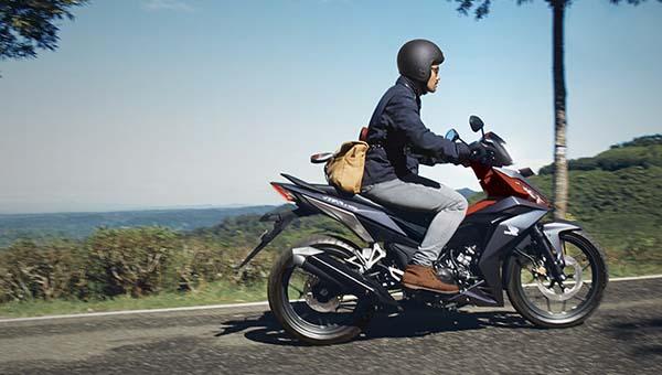 Honda Supra GTR150