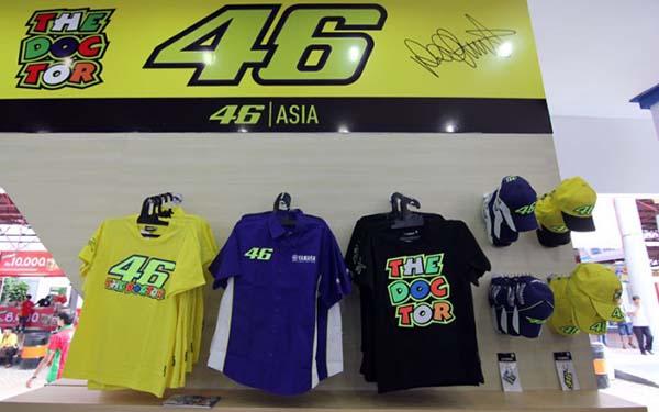 Aparel VR46 Store Asia