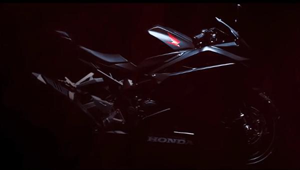 Teaser Honda CBR250RR